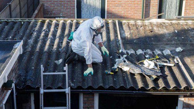 Covid-19 is effecting asbestos removal