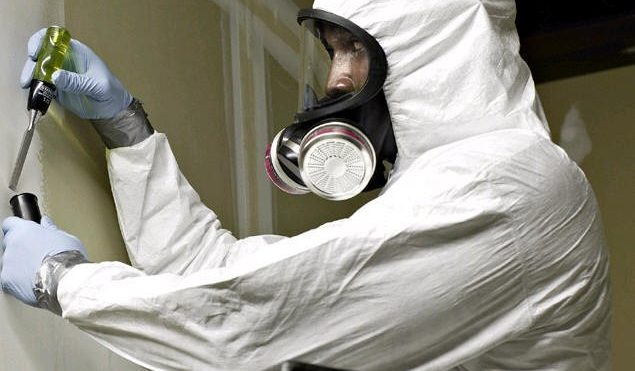 Asbestos might be hidden in three areas in your house.