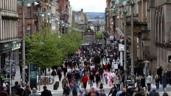 History of Glasgow